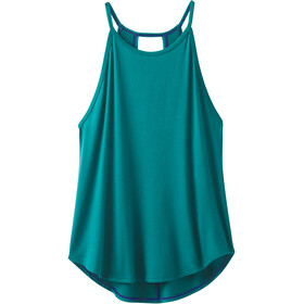 Prana Reylian Sleeveless Shirt Women teal